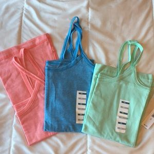 Old Navy bundle tanks